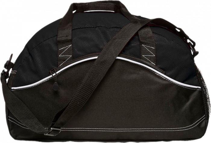 5924d3b8497c19 VSH clothing and equipment - Clique Basic Sports Bag › Black (040162 ...